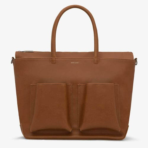 Matt & Nat Raylan Nappy Bag - Chili