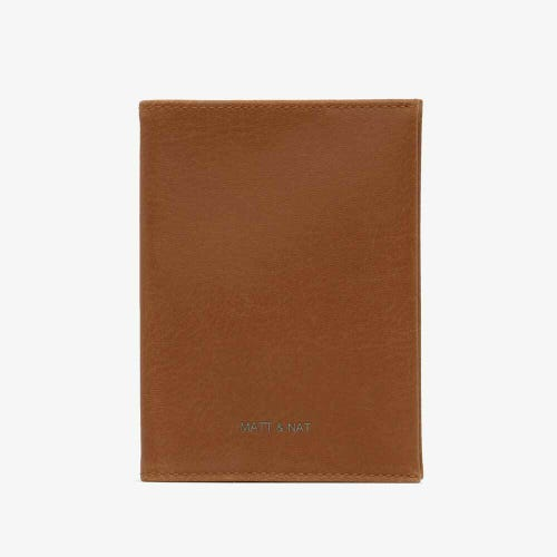 Matt & Nat Voyage Passport Sleeve - Chili