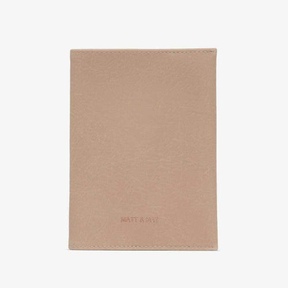 Matt & Nat Voyage Passport Sleeve - Frappe