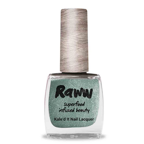 Raww Nail Polish Oh My Green-Ness (10ml)