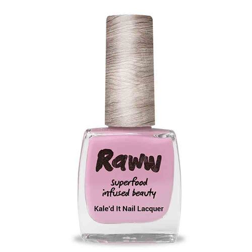 Raww Nail Polish Dusty Rosehip (10ml)