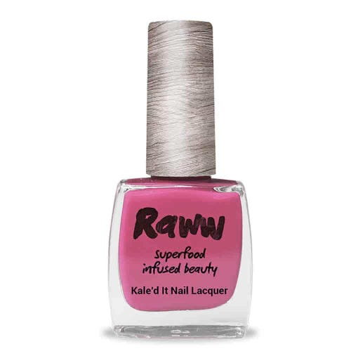 Raww Nail Polish Berry De-light (10ml)