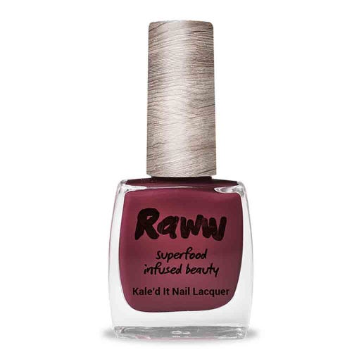 Raww Nail Polish Plummed Out (10ml)