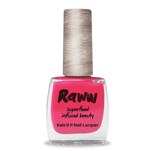 Raww Nail Polish Strawberry Bang (10ml)