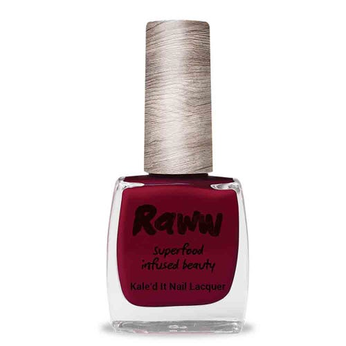 Raww Nail Polish Let's Do The Berry Twist (10ml)