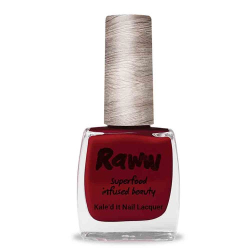 Raww Nail Polish Calling All Goji Berries (10ml)