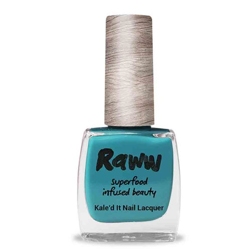 Raww Nail Polish All Kale The Queen (10ml)