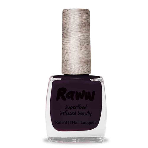 Raww Nail Polish Blackberry Jammin' (10ml)