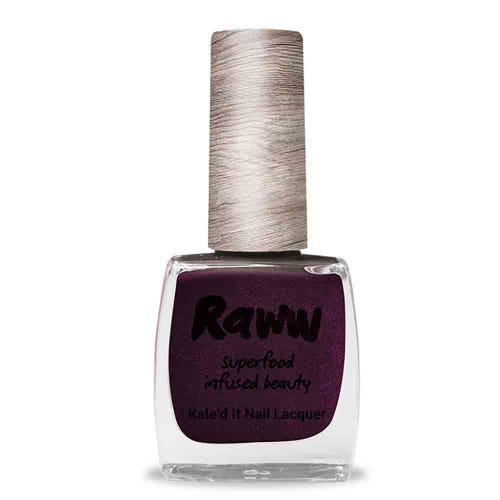 Raww Nail Polish Feeling Grape (10ml)