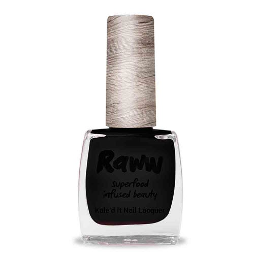 Raww Nail Polish Healthy Is The New Black (10ml)