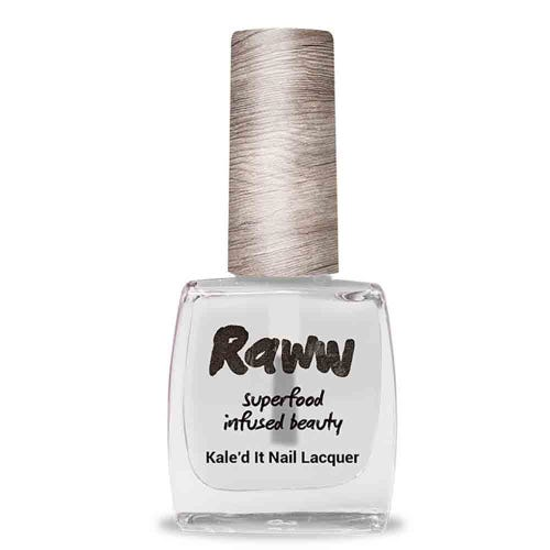 Raww Nail Polish Toughen Up Base Coat (10ml)