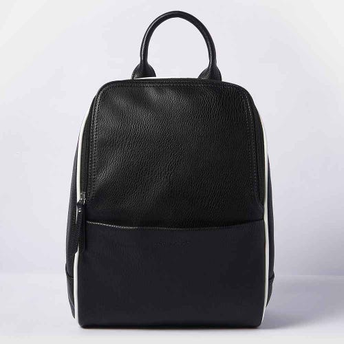 Urban Originals Movement Backpack Black & Cream