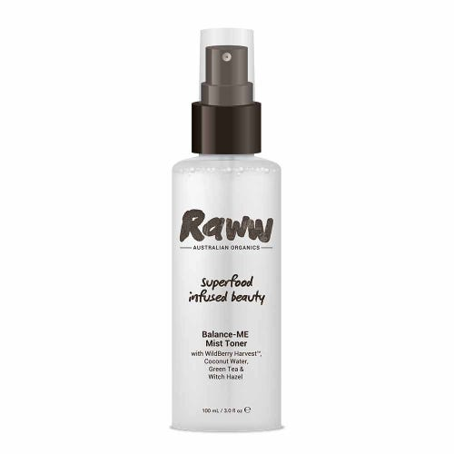 Raww Skin Care Mist Toner (100ml)