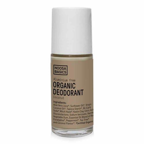 Noosa Basics Deodorant Roll On - Coconut (50ml)