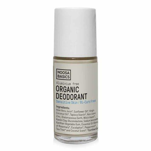 Noosa Basics Deodorant Roll On - Sensitive (50ml)