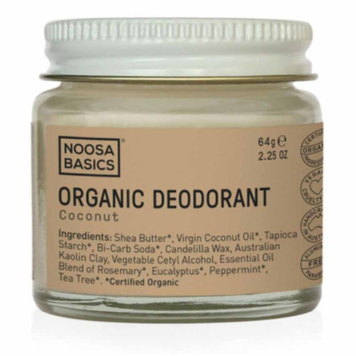 Noosa Basics Deodorant Paste - Coconut (64g)