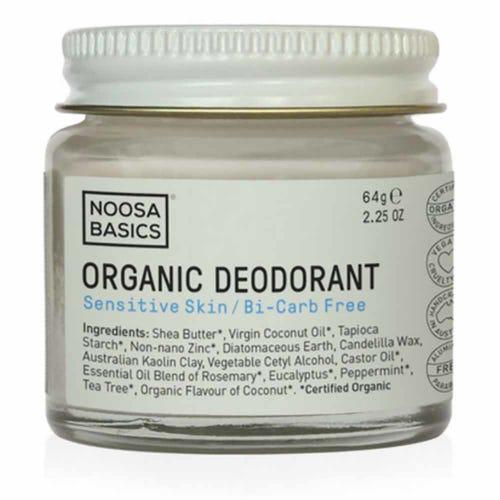 Noosa Basics Deodorant Paste - Sensitive (64g)