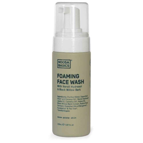 Noosa Basics Foaming Face Wash - Acne Prone Skin (150ml)