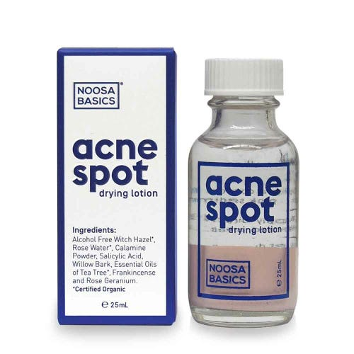 Noosa Basics Acne Spot  Drying Lotion (25ml)