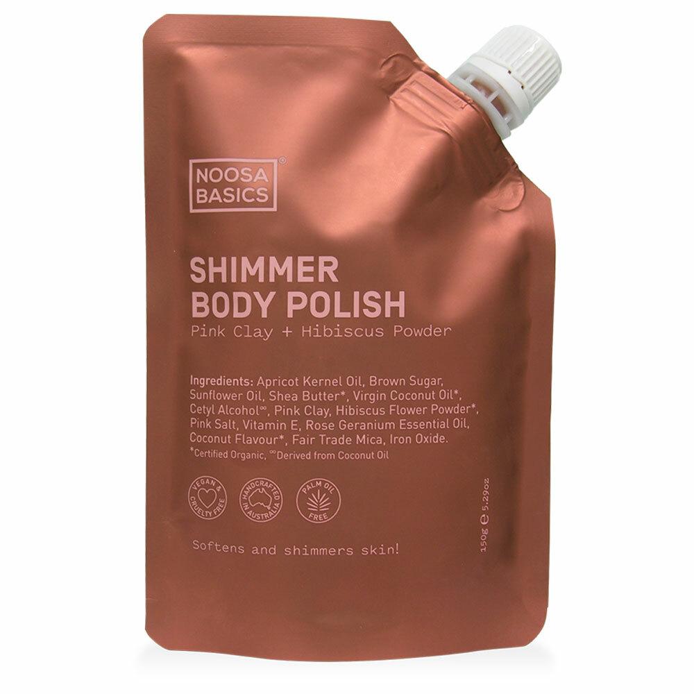 Noosa Basics Shimmer Body Polish (150g)