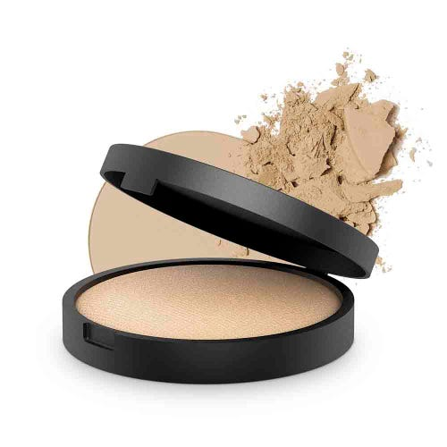 Inika Baked Mineral Foundation - (8g)