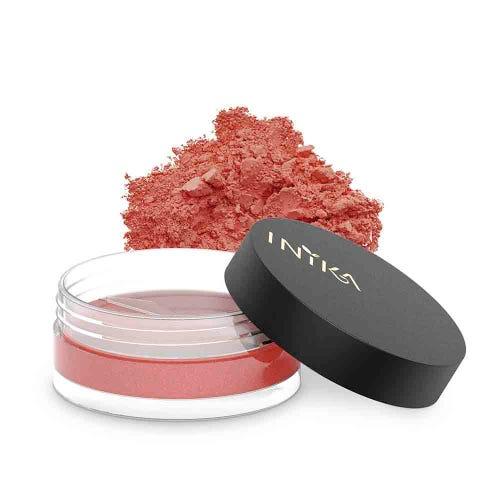 Inika Mineral Blush Loose Powder Peachy Keen (3g)