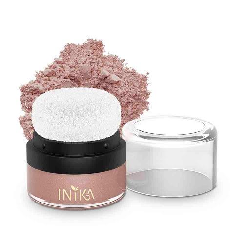 Inika Mineral Blush Buff Pot - Pink Petal (3g)