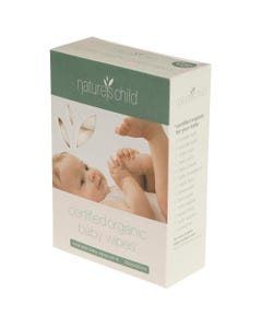 Nature's Child Reusable Baby Wipes 8 Pack