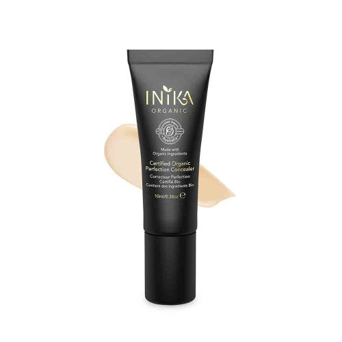 Inika Certified Organic Concealer Light (10ml)