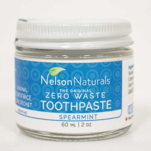 Nelson Naturals Toothpaste Spearmint (60ml)