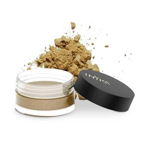 Inika Mineral Eyeshadow - Gold Dust (1.2g)