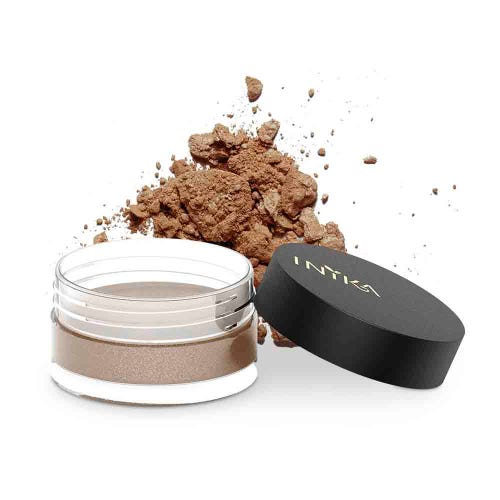 Inika Mineral Eyeshadow - Burnt Sienna (1.2g)