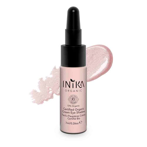 Inika Creme Eyeshadow - Pink Cloud (7ml)