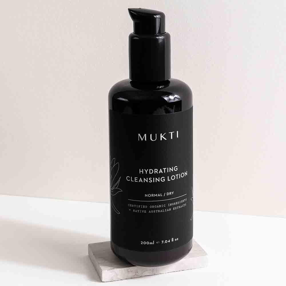 Mukti Hydrating Cleansing Lotion (200ml)