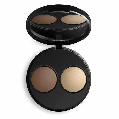 Inika Baked Mineral Contour Duo Almond (5g)