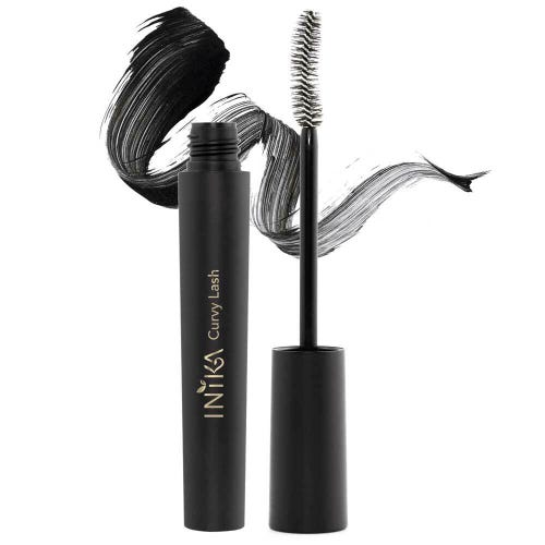 Inika Curvy Lash Mascara Black (8ml)
