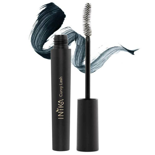 Inika Curvy Lash Mascara Blue (8ml)