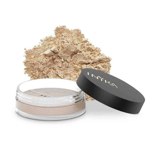 Inika Mineral Powder Foundation - (8g)