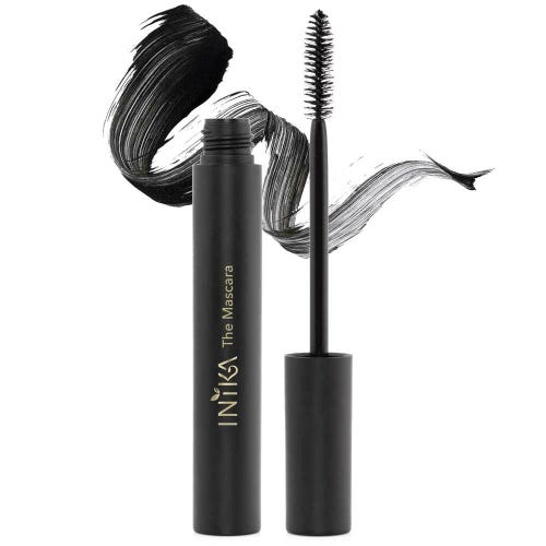 Inika The Organic Mascara Black (8ml)