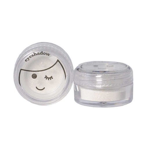 No Nasties Eyeshadow for Kids - White (1g)