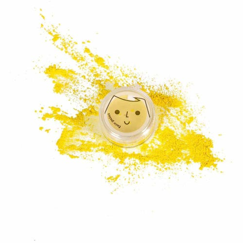 No Nasties Face Paint Yellow (2g)
