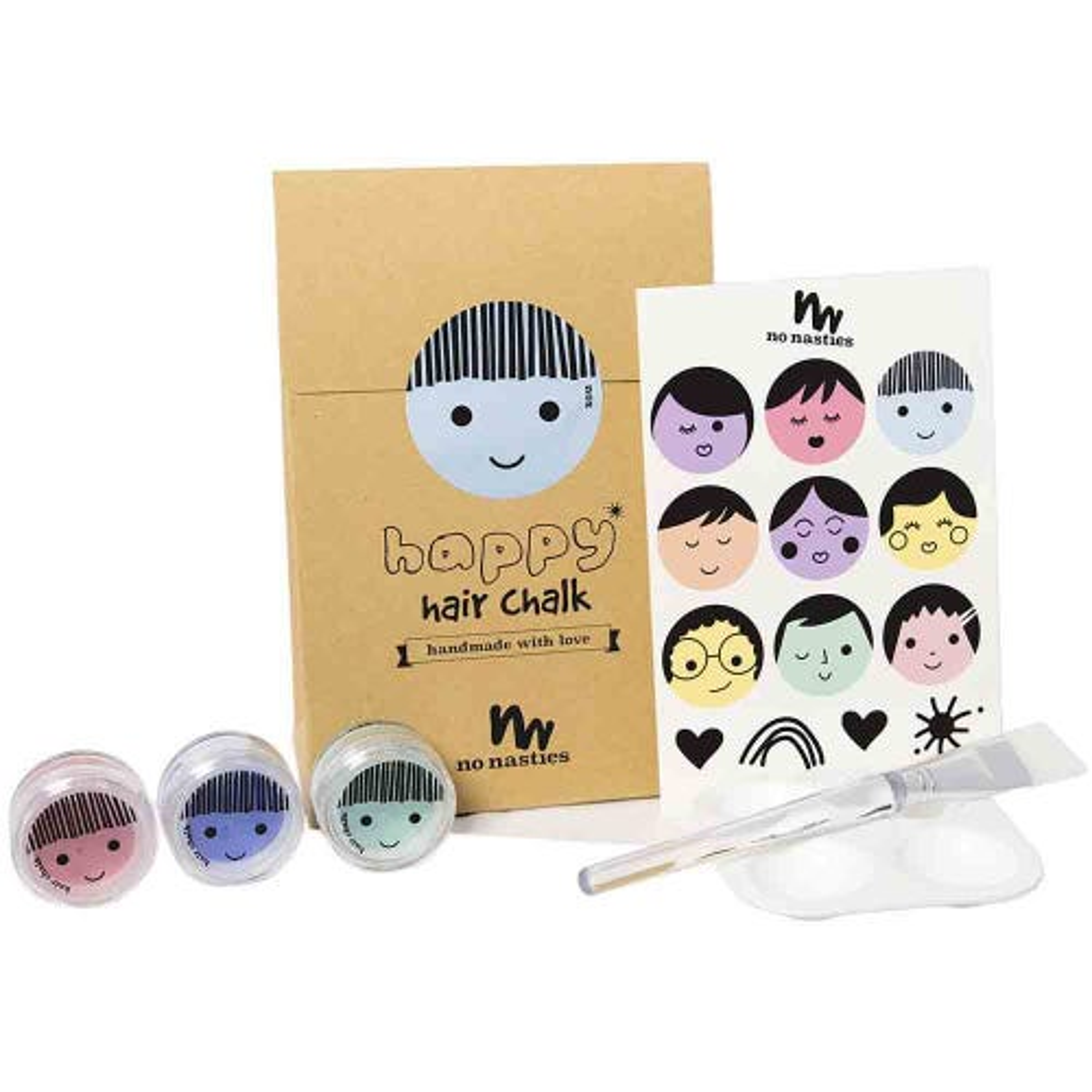 No Nasties Nox Happy Hair Chalk Pack