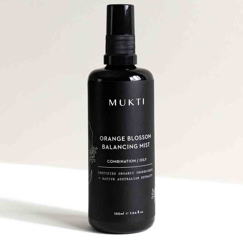 Mukti Orange Blossom Balancing Mist (100ml)