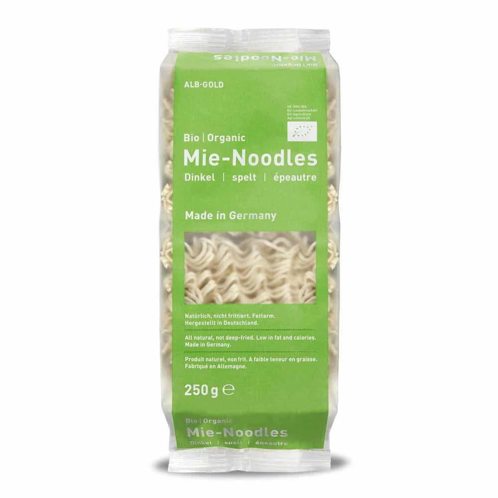Alb-Gold Organic Spelt Mie-Noodles (250g)