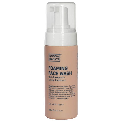 Noosa Basics Foaming Face Wash - All Skin Types (150ml)