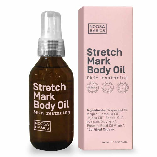 Noosa Basics Stretch Mark Body Oil (100ml)