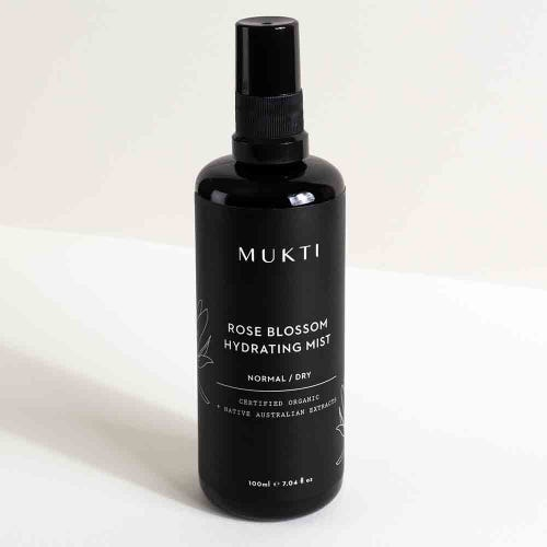 Mukti Rose Blossom Hydrating Mist (100ml)