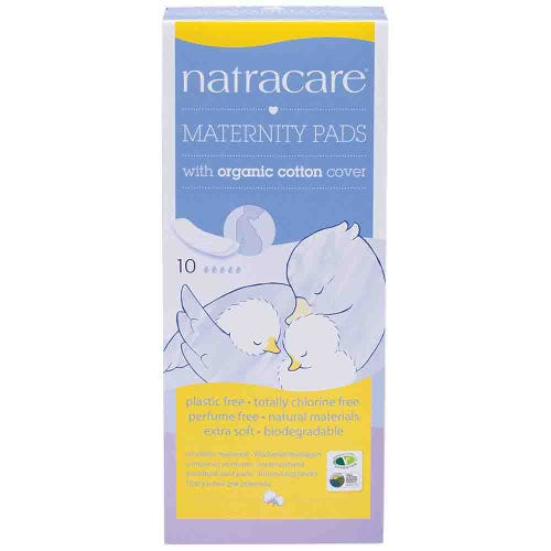 Natracare Maternity Pads (10 Pack)