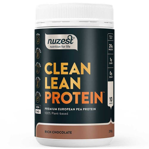 Nuzest Clean Lean Protein - Rich Chocolate (225g)