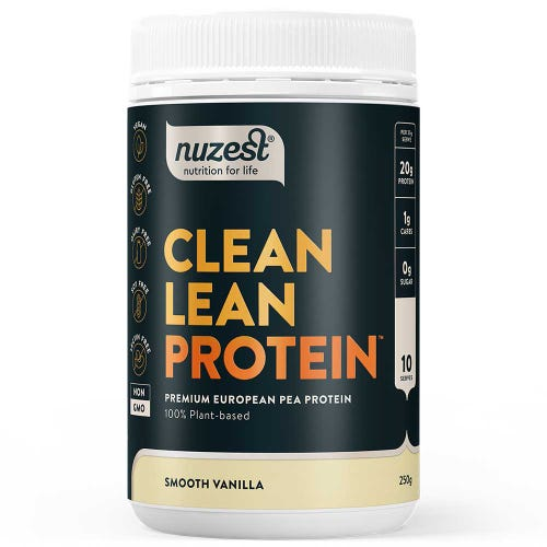 Nuzest Clean Lean Protein - Smooth Vanilla (225g)